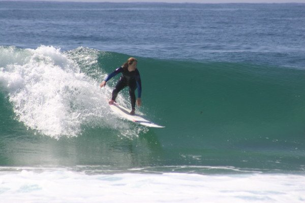 Why I Love to Surf